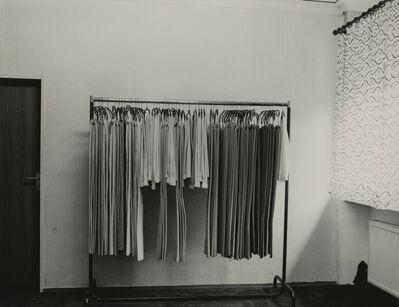 Wilhelm Schürmann, 'Sortiment (Reinigung) / Sortation (Dry Cleaner)', 1981