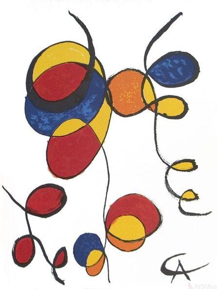 Alexander Calder, 'Spirales', 1974
