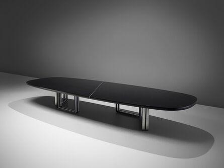 Osvaldo Borsani, 'Grand Conference Table Model '335a'', 1975-1978
