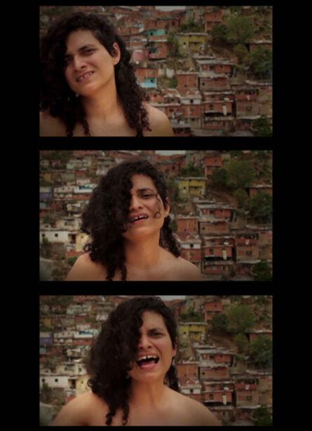 Erika Ordosgoitti, 'Me abro la cabeza', 2013