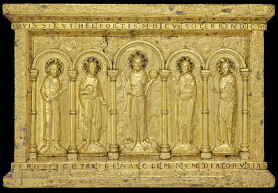 'Basel Altar', 11th century