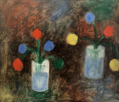 Jan Müller (1922-1958), 'Double Flowers', 1957