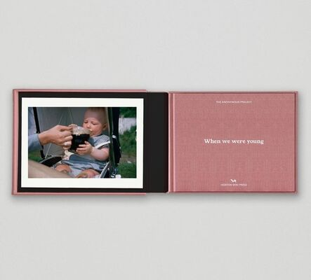 The Anonymous Project, 'Limited edition print (B) + book: 'When We Were Young'', 2020