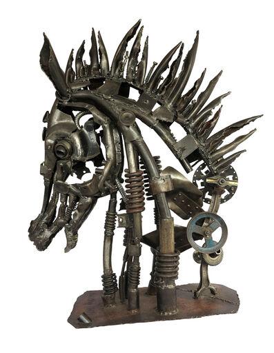 """Ara Alekian, '""""The Head of Pegasus"""" /""""Pegasus'un Başı""""', 2011"""