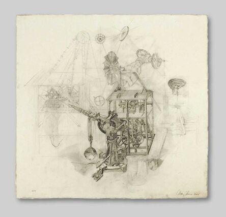 Chris Larson, 'Untitled (Hanging Ball)', 2004