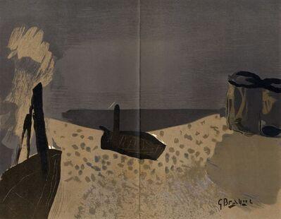 Georges Braque, 'Marine', 1952