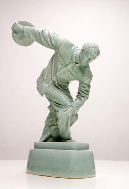 Sui Jianguo 隋建国, 'Discobole', 2008