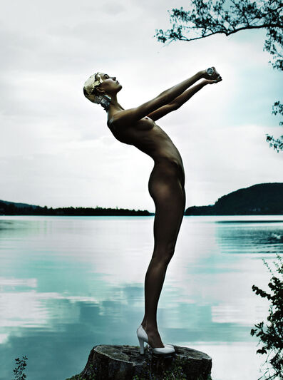 Mario Testino, 'Karlie Kloss, Austria, American Vogue', 2013
