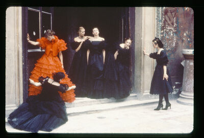 Deborah Turbeville, 'From the Valentino Collection ', 1977