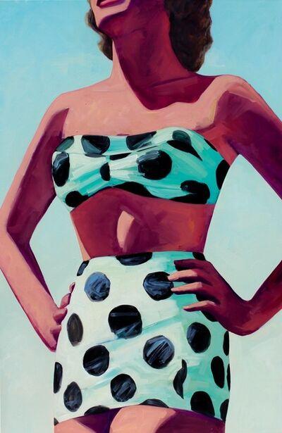 T.S. Harris, 'Polka Dot Seaside'