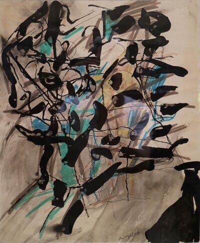 Jean-Paul Riopelle, 'Sans titre', 1963