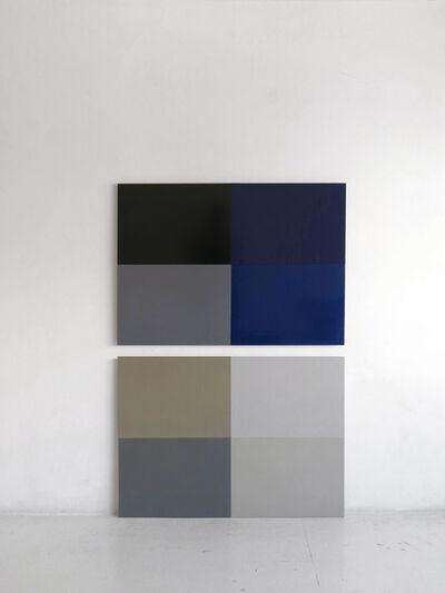 Andrés Sobrino, 'Sin título (díptico)', 2016