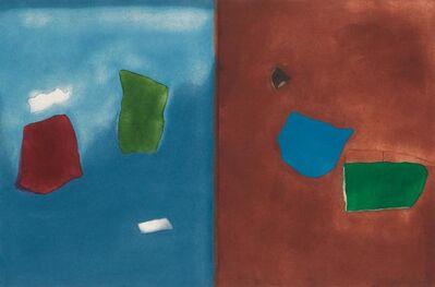 Esteban Vicente, 'Point to Point', 1993