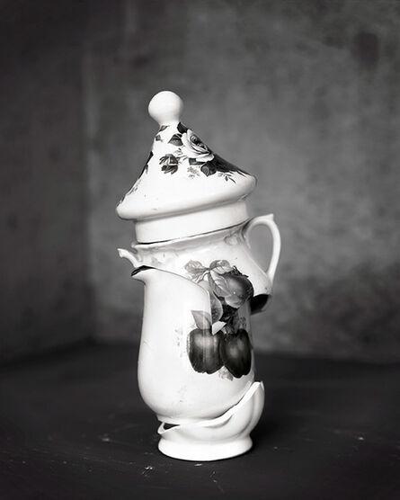James Henkel, 'Teapot with Apples', 2017