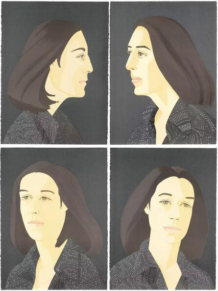 Alex Katz, 'Ada Four Times ', 1979-80