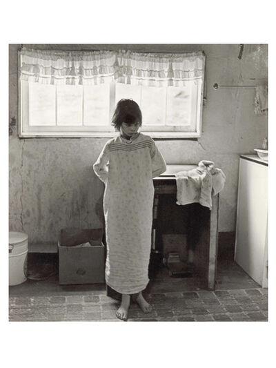 Builder Levy, 'Donna Muncy, Wayne County, West Virginia', 1970
