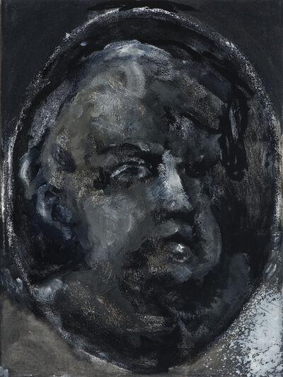 Tony Clark, 'Design for a portrait miniature 2 2014', 2014