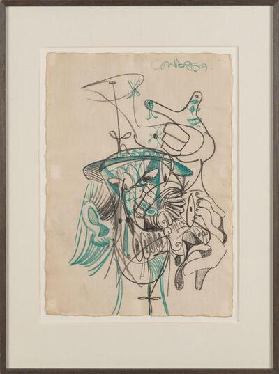 George Condo, 'Untitled', 1985