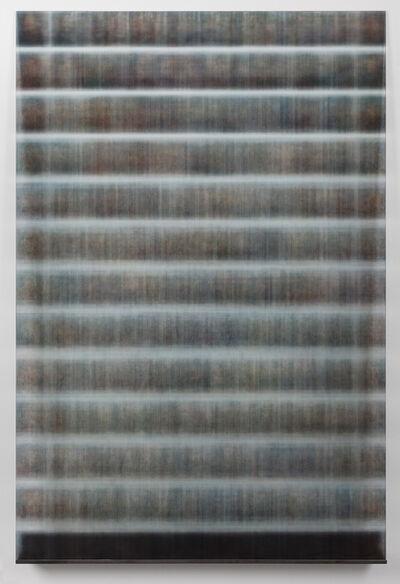Sergen Şehitoğlu, 'Variation No3 - 310 Artist Portraits', 2017