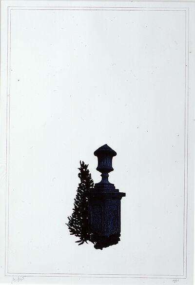 Jan Fabre, 'Tivoli (Park)', 1991