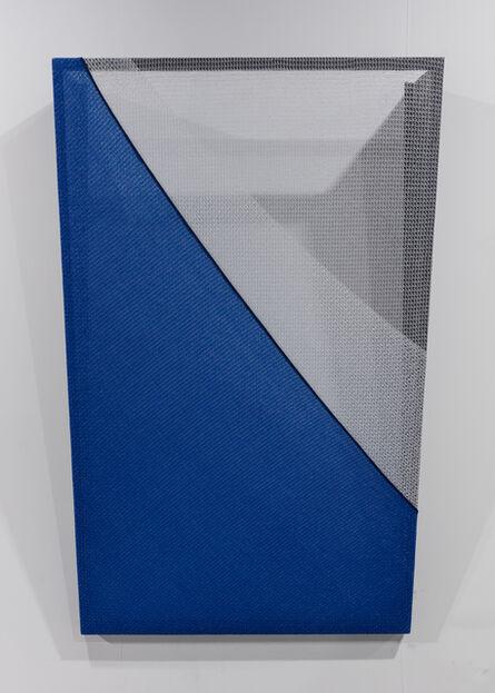 Kapwani Kiwanga, 'TRI (blue and white)', 2018