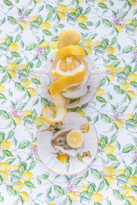 JP Terlizzi, 'Gracie Lemonata with Lemon', 2019