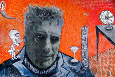 Jerry Beck, 'Acid Orange', 2014
