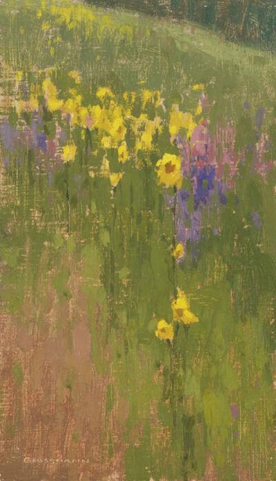David Grossmann, 'Wildflower Patterns I', 2010-2015