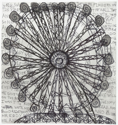 Camille Holvoet, 'The Lundon Wheel', 2017