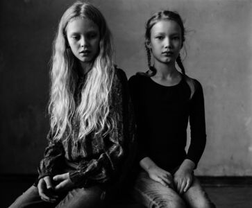 Nelli Palomäki, 'Annikki and Inkeri', 2017