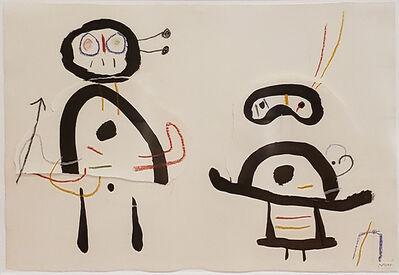 Joan Miró, 'Dessin pour Ubu Roi', ca. 1953