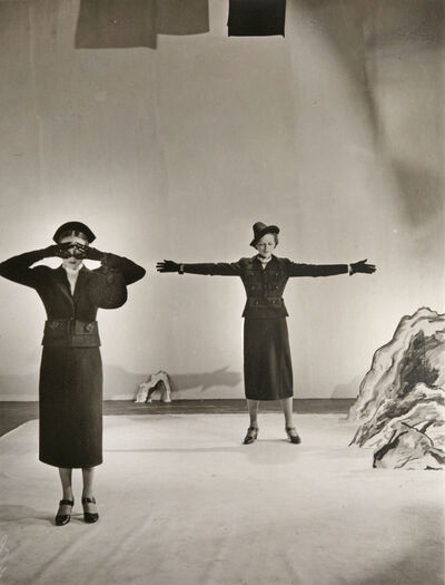 Cecil Beaton, 'Fashion Picture, Paris', 1930s
