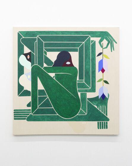 Richard Colman, 'Green Manalishi', 2021