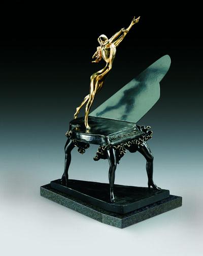 Salvador Dalí, 'Surrealist Piano', 1954