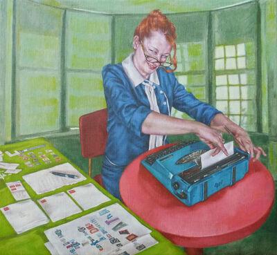 Roxana Halls, 'Laughing While Addressing', 2016