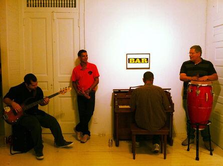Jesús 'Bubu' Negrón, 'Piano Bar', 2012