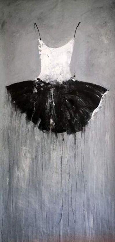 Ewa Bathelier, 'little smoky dress', 2021