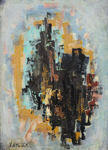Donald Laycock, 'Loco-motion', 1958