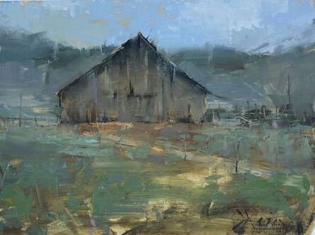 Jacob Dhein, 'Rustic Barn in Reno', 2019