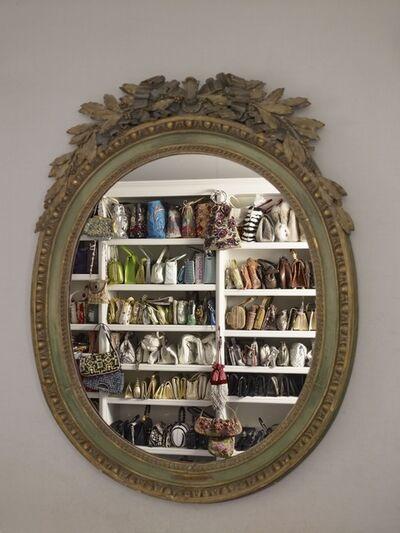 Catherine Opie, 'Handbag Reflection from the 700 Nimes Road Portfolio', 2010-2011