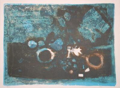 Antoni Clavé, 'La table bleue,', 1960