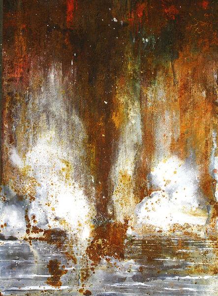 Alessandro Busci, 'Tornado oro', ca. 2020