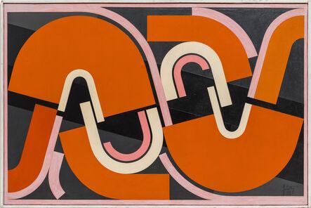 Attila Joláthy, 'Double Switch --- Kettős kapcsoló ', 1978