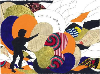 Yinka Shonibare CBE, 'Love in a Time of War 4', 2015