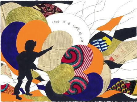 Yinka Shonibare, 'Love in a Time of War 4', 2015