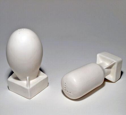 Kenjiro Kitade, 'Sculpture: Atomic Salt & Pepper Shakers', 2010
