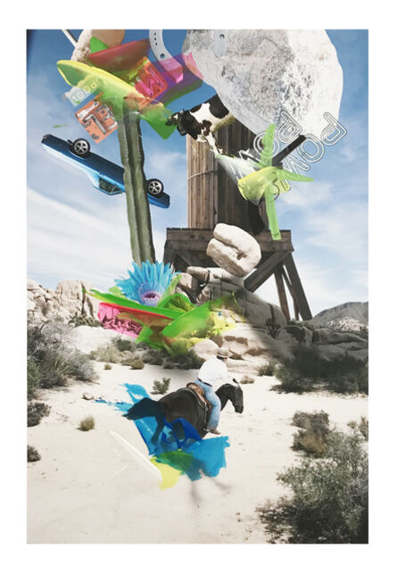 Paul-Andre Larocque, 'Desert POP:  Joshua Tree Park 1', 2015