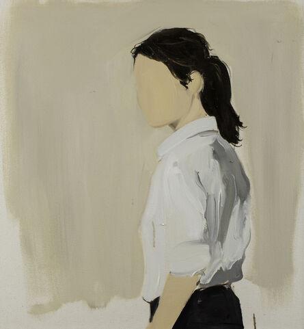 Gideon Rubin, 'White Shirt', 2015