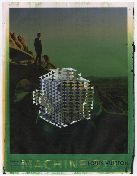 Taha Belal, 'Peach Machine 311 (TQSC)', 2018