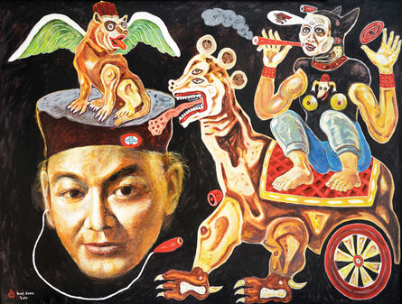 Heri Dono, 'Waiting for Ratu Adil 1', 2010